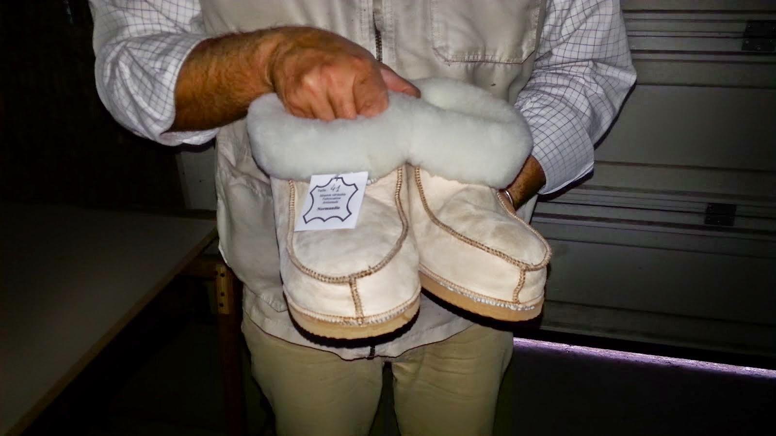 Luc services cl s cordonnerie - Nettoyer peau de mouton ...