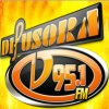 Radio Difusora 95.1 FM todo mundo ouve, todo mundo gosta