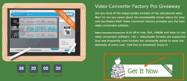 Download Wonderfox Video Converter Factory Pro 7.6 Gratis dan Legal