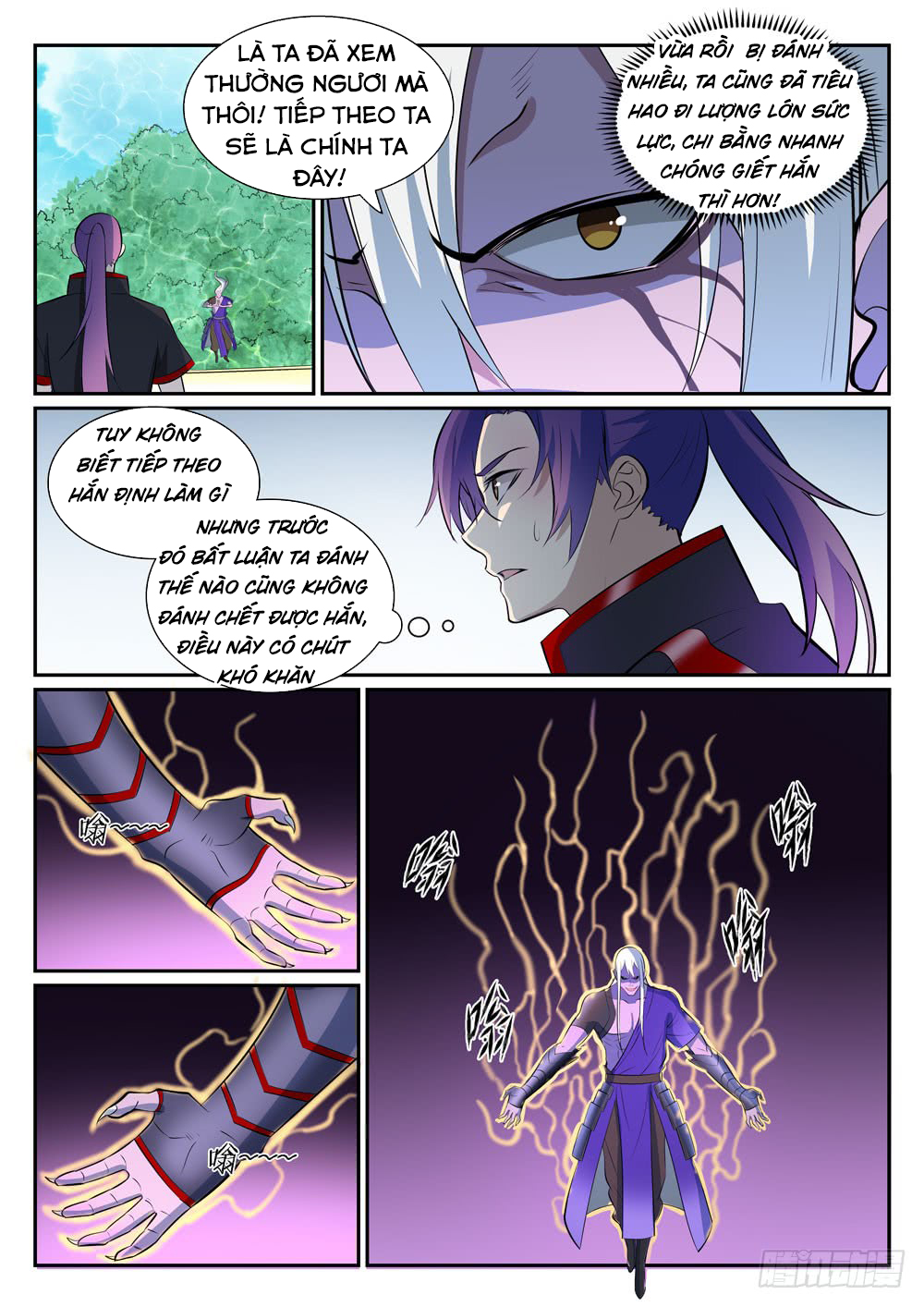 Hành Trình Tu Tiên chap 391 - Trang 16