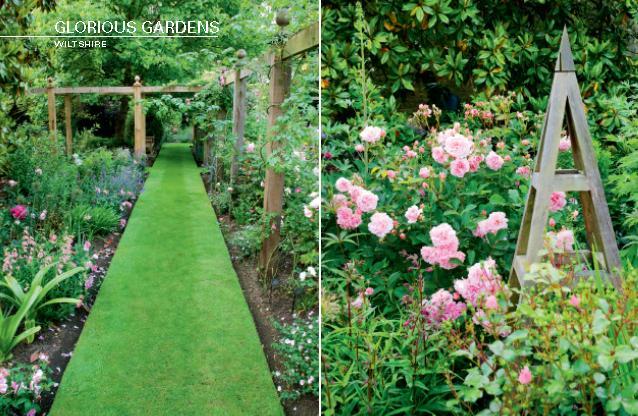 English Garden Decorating Ideas Photograph English Garden