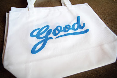 Subscribe to Win + the Next Edition of GOOD on May 5th