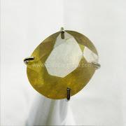 Batu Permata Yellowis Green Sapphire - SP991