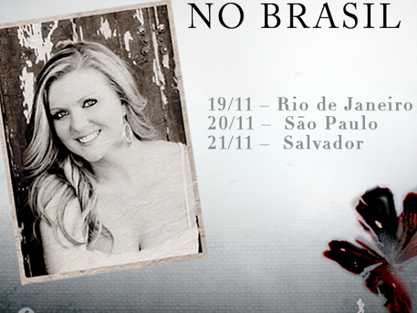 Grupo Editorial Record traz Jamie McGuire ao Brasil