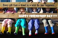 Friendship Day 2nd August