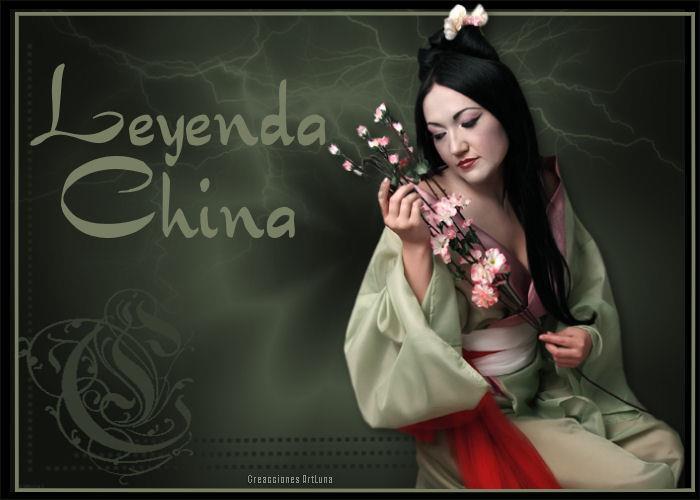 LEYENDAS....El hilo rojo del destino Leyenda+china