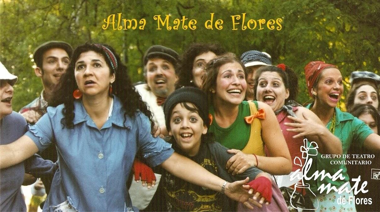 Alma Mate de Flores