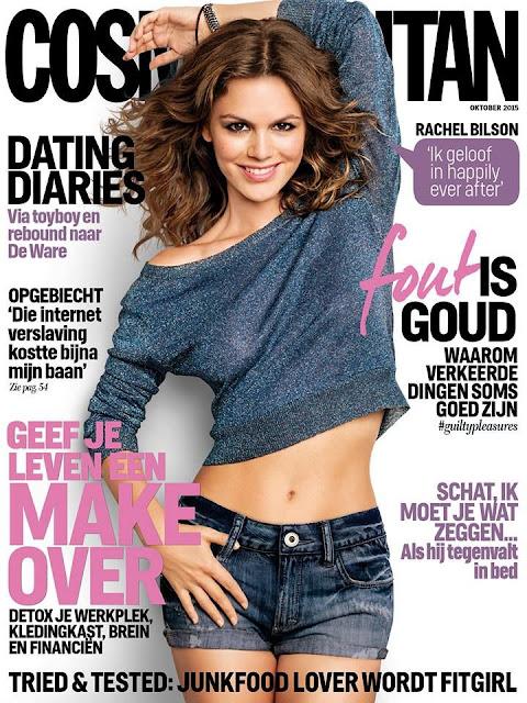 Actress @ Rachel Bilson - Cosmopolitan Netherlands, October 2015