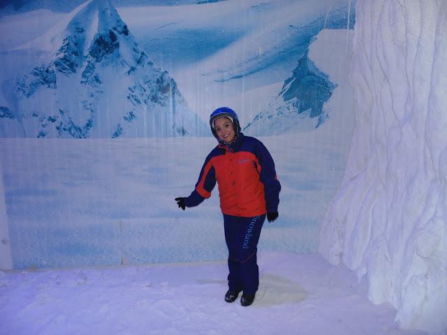 Passeie comigo pelo Snowland em Gramado
