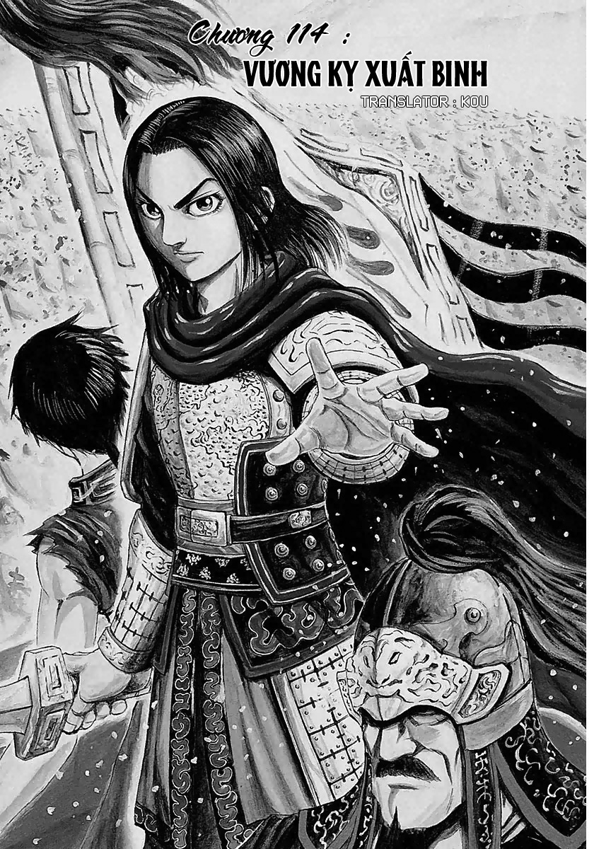 Kingdom – Vương Giả Thiên Hạ (Tổng Hợp) chap 114 page 2 - IZTruyenTranh.com