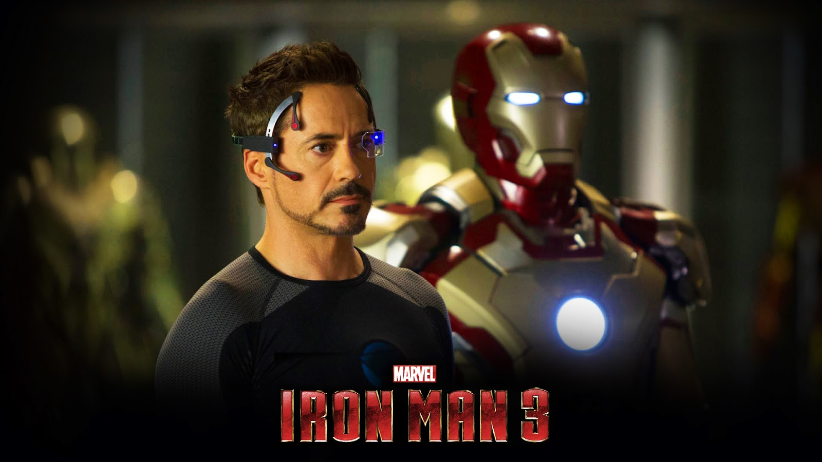 Iron Man 3 Wide Screen Wallpaper