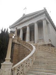 """Νότα Κυμοθόη """"Εθνική βιβλιοθήκη Ελλάδος"""" Φωτογραφία"""