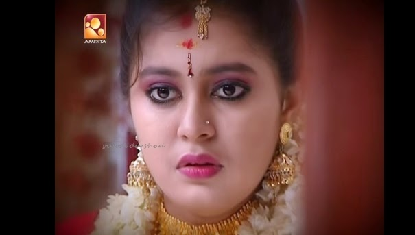 Meera Nair  as Meenakshi in Ithal Serial