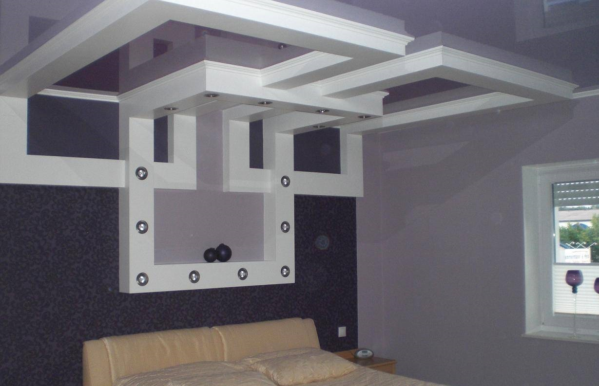 POP Designs For Wall And Ceiling In Modern Interior