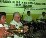 XXII Juegos Magisteriales Etapa Municipal en Calkiní. 3abr2011.