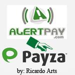 Mudanças no AlertPay
