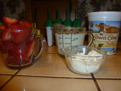 fruit of loom how to make a healthy fruit smoothie