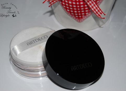 Artdeco High Definition Loose Powder - recenzja
