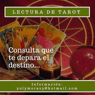 LECTURA DE TAROT PERSONALIZADO
