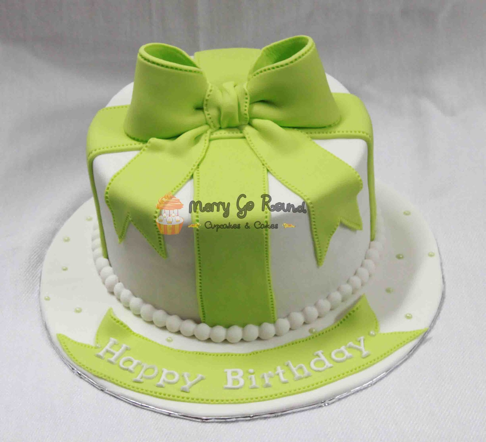Merry go round cupcakes cakes simple gift box bday cake simple gift box bday cake negle Image collections