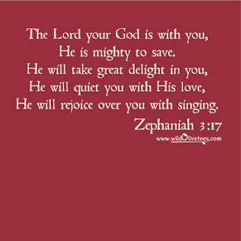 This is HIS promise.
