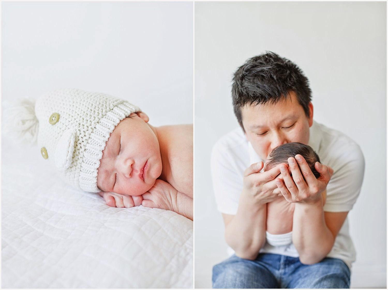 Newborn photography 1 month