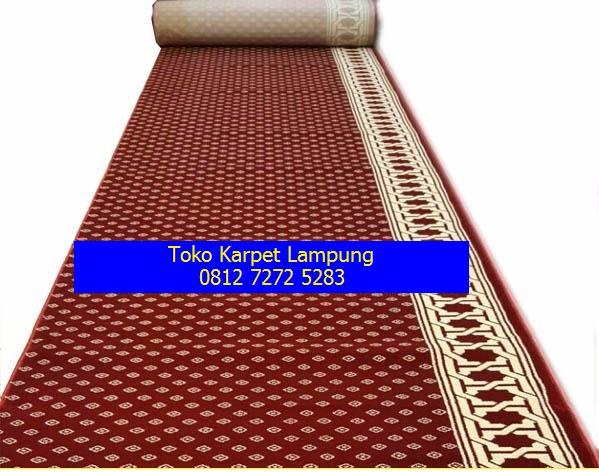 Pusat Karpet Masjid Lampung
