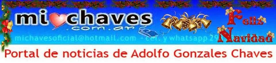 Mi Chaves | Portal de noticias de Adolfo Gonzales Chaves