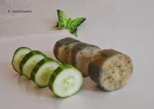 Sapun natural CucumberMint cu castravete