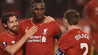 Liverpool vs Bordeaux 2-1 Video Gol & Highlights