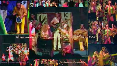 Come eravamo...  videoclip del Gruppo Folk 'i KAMHASCI' alla sagra dell'uva anno 2006