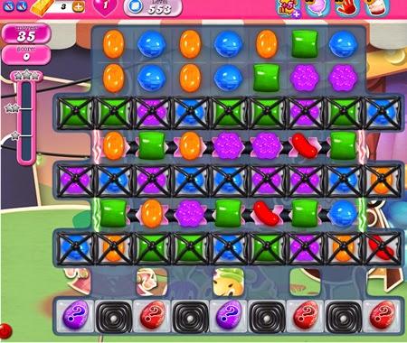 Candy Crush Saga 553