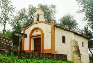 Parres, Romillo, capilla de San Lorenzo