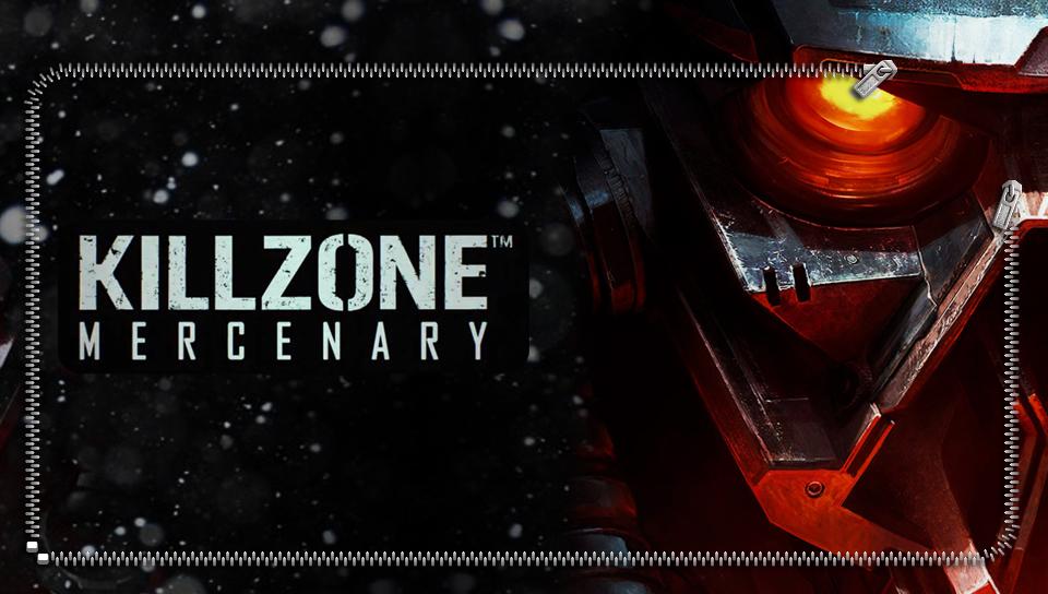 killzone mercenary lockscreen