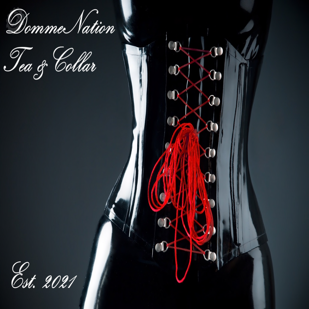 DommeNation Tea & Collar