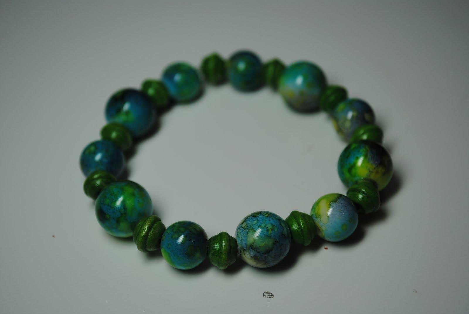 Around the World Blue/Green $10