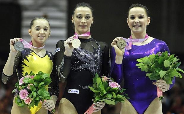 Gymnastics Fashion♡ London Olympics 2012