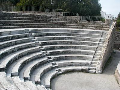 Roman Odeon Kos Town