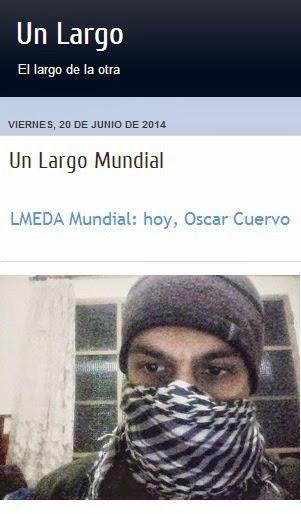 Oscar Cuervo (yo) bate la justa sobre el escándalo del Mundial