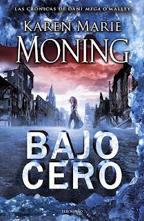 Bajo cero de Karen Marie Moning