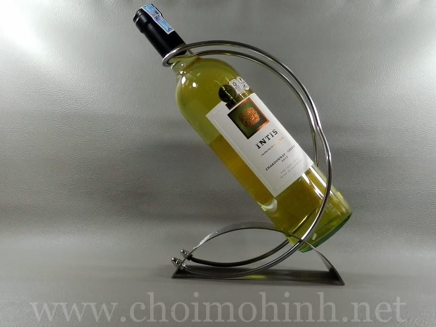 Giá để rượu loại B