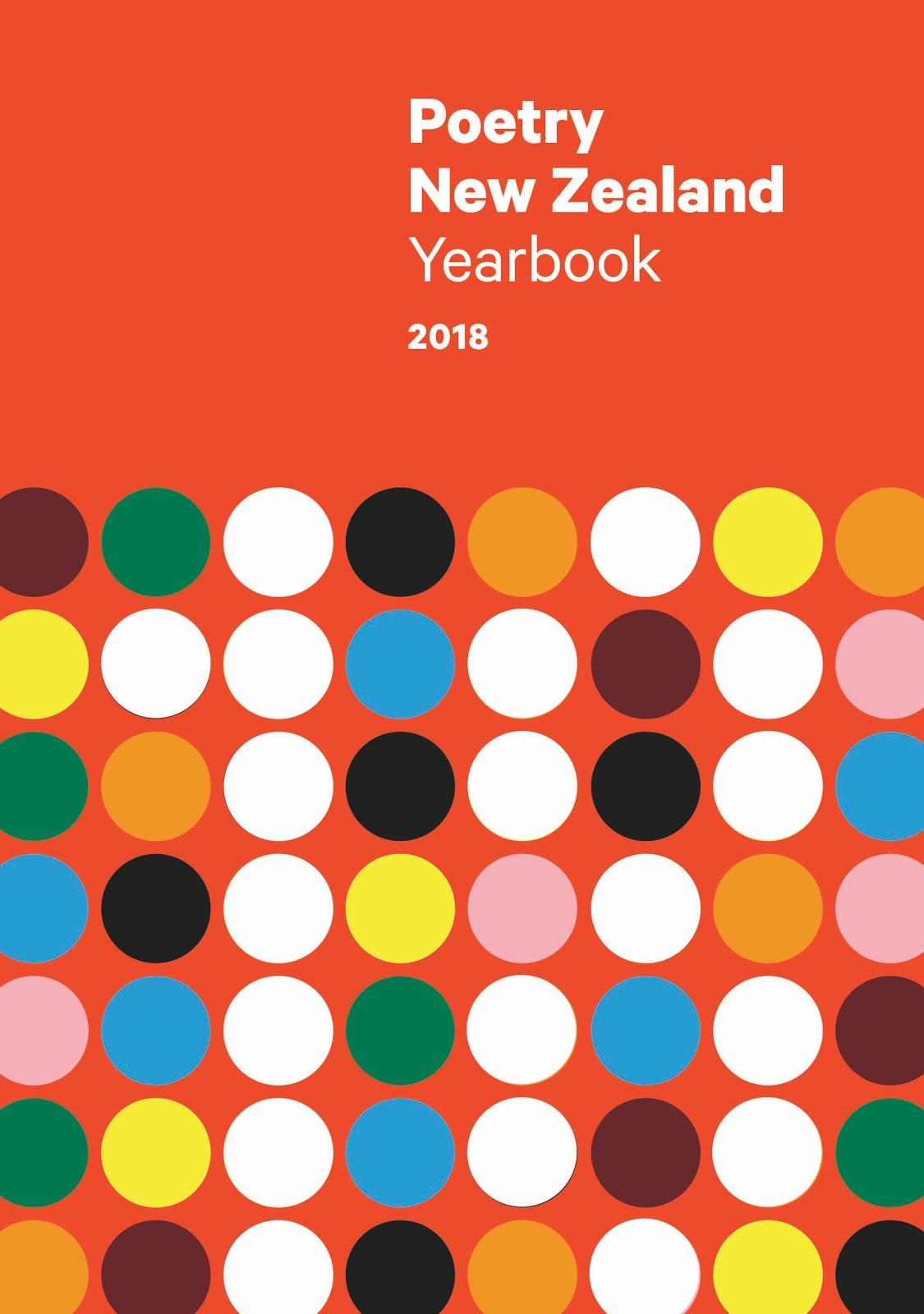 Poetry New Zealand Yearbook 2018