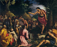 FLASHBACK POST OF THE WEEK: What did Jesus & John the Baptist have in common?
