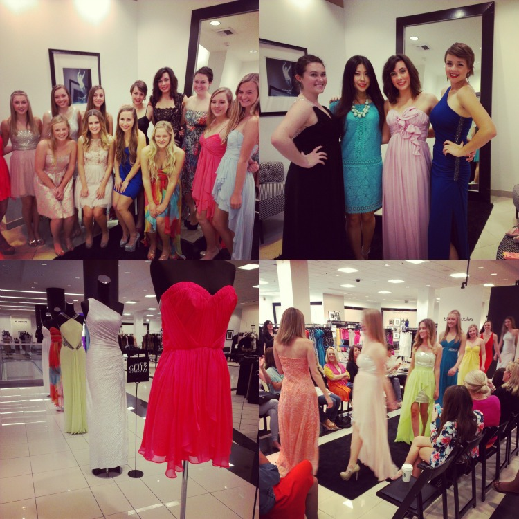 GBF Life + Events} Runway To Prom