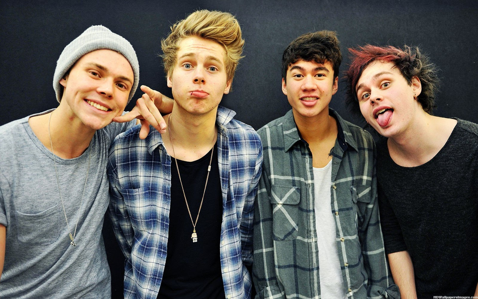Serba Serbi Remaja: all about 5 seconds of summer (5SOS)