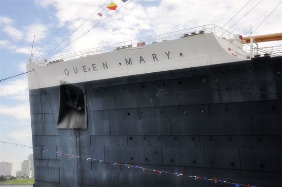 vintage Queen Mary Art Deco Fest by Lady by Choice