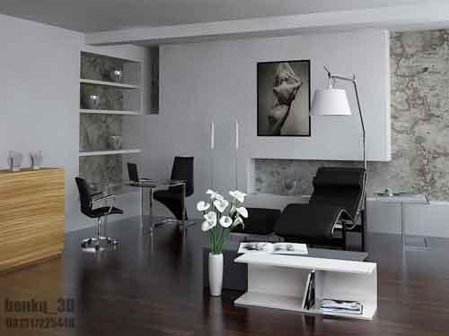 Desain Interior Rumah Minimalis 2108111156