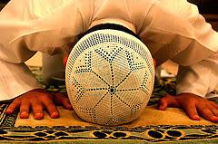 sujud doa
