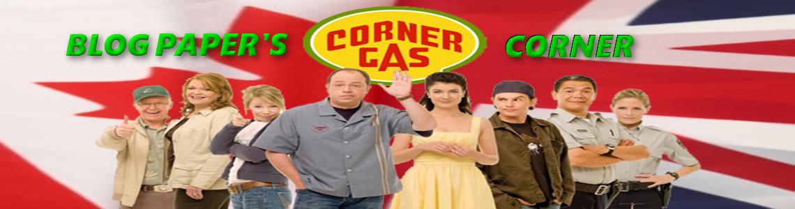 Corner Gas Fan Page