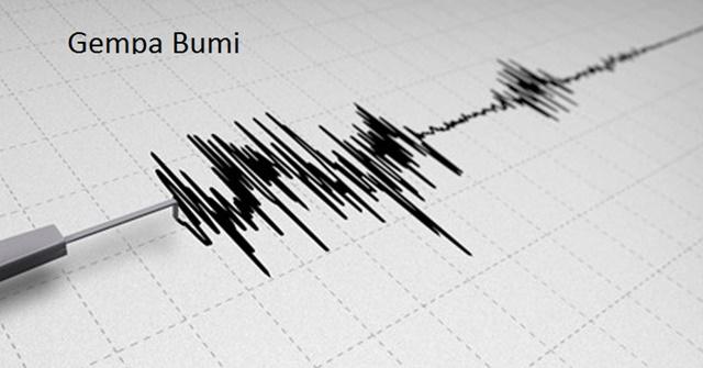 Gempa Bumi Sederhana Melanda Kepulauan Talaud, Indonesia
